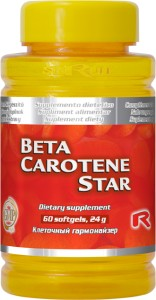 Beta-Carotene Star