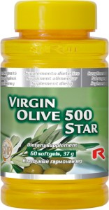 Virgin Olive 500 Star