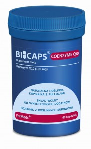 BICAPS® COENZYME Q10- 100mg