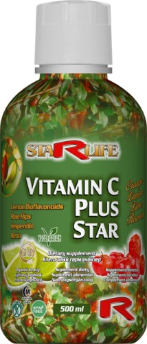 Vitamin C Plus Star