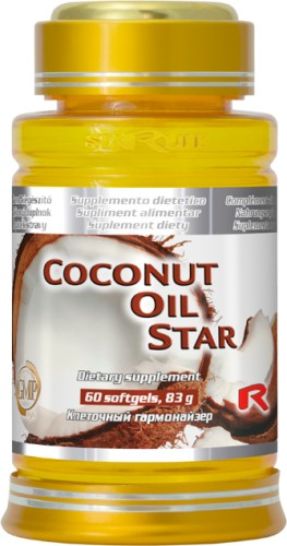 Coconut Oil Star.